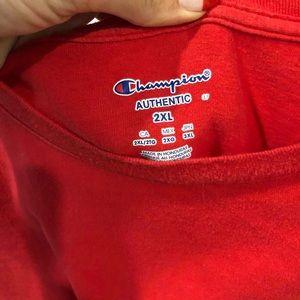 Men's Vintage Champion T-shirt.
